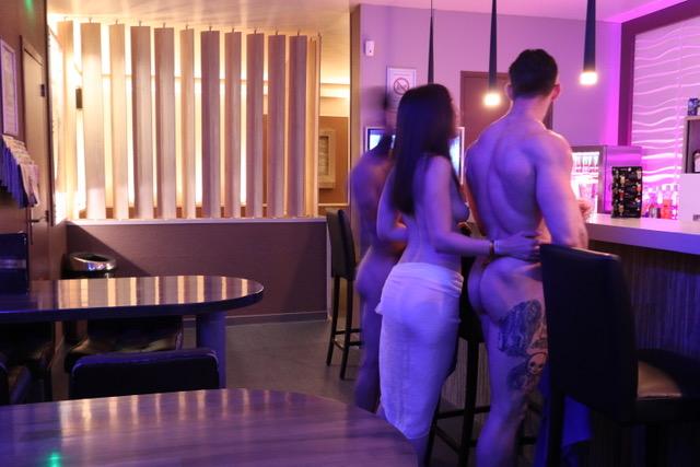 Le Steamer Angers Mixte Bar